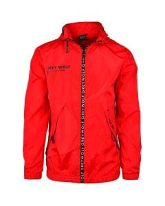 Shop Grey Wolf VIII Jacket Chinese Mens Red at Studio 88 Online