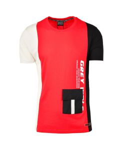 Shop Grey Wolf Colour Mens T-Shirts Black White Red at Studio 88 Online