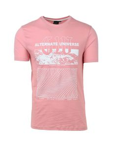 Shop Grey Wolf Alternate T-shirt Mens Rose at Studio 88 Online