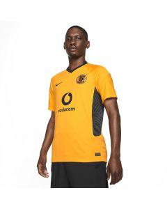 Shop Nike Kaizer Chiefs F.C. 2021/22 Stadium Home Replica Jersey Taxi Black at Studio 88 Online