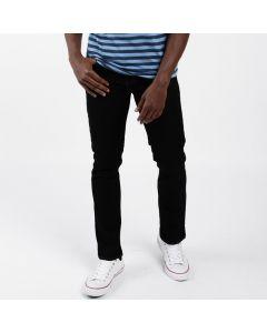 Shop Levi's 511 Slim Fit Jean Mens Black Rinse at Studio 88 Online