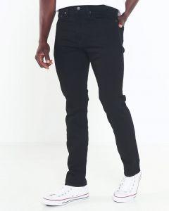 Shop Levi's 510 Skinny Fit Jean Mens Jet Black at Studio 88 Online