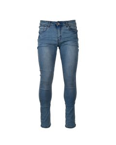 Shop Nautic Spirit Skinny Fit Denim Jeans Mens Blue Grey at Studio 88 Online