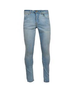 Shop Nautic Spirit Skinny Fit Jeans Mens Blue Wash Tide at Studio 88 Online