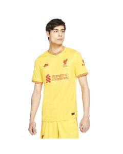Shop Nike Liverpool F,C, 2021/2022 Stadium Third Replica Jersey Yellow at Studio 88 Online