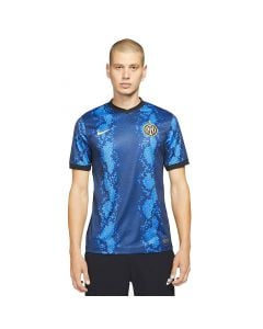Shop Nike Inter Milan 2021/22 Stadium Home Replica Jersey Blue at Studio 88 Online