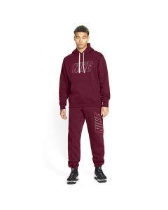 Shop Nike Fleece Track Suit Men Dark Beetroot at Studio 88 Online