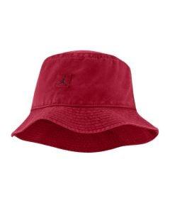 Shop Nike Jordan Jumpman Bucket Washed Cap Red at Studio 88 Online