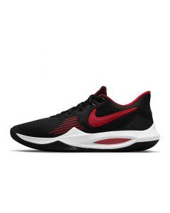 Shop Nike Precision 5 Lo Basketball Mens Black Red at Studio 88 Online
