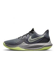 Shop Nike Precision 5 Basketball Mens Iron Grey Volt Dust at Studio 88 Online