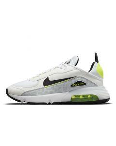 Shop Nike Air Max 2090 Reflective Mens White Black Pure Platinum Volt at Studio 88 Online