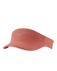 Shop Nike Dri-Fit Aerobill ADV Run Visor Cap Orange at Studio 88 Online