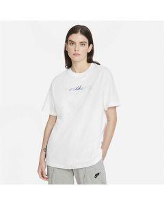 Shop Nike Boyfriend T-Shirt Womens Craft White at Studio 88 Online