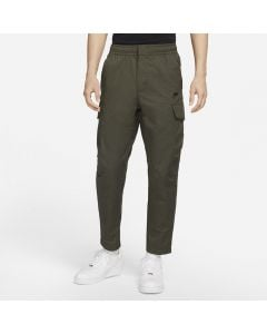 Shop Nike Woven Unlined Utility Trousers Mens Sequoia Sequoi at Studio 88 Online