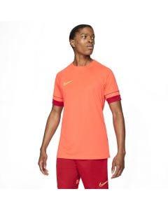 Shop Nike Dri-FIT Academy 21 T-shirt Mens Bright Crimson at Studio 88 Online