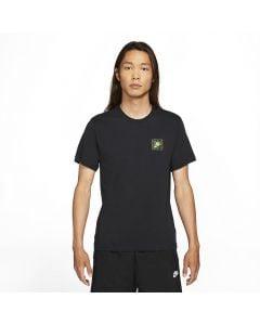 Shop Nike Sportswear World Wide Icons T-Shirt Mens Black at Studio 88 Online