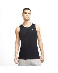 Shop Nike Club Tank Top Mens Black White at Studio 88 Online