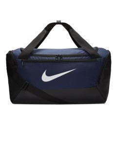 Shop Nike Brasilia Training Duffel Bag Navy at Studio 88 Online