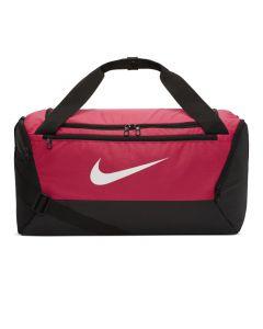 Shop Nike Brasilia Training Duffel Bag Rush Pink Black White at Studio 88 Online