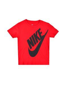 Shop Nike Jumbo Futura T-shirt Kids Red at Studio 88 Online