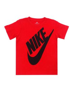 Shop Nike Jumbo Futura T-shirt Youth Red at Studio 88 Online