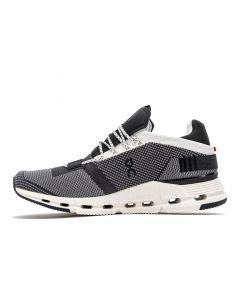 Shop On Running Cloudnova Mens Sneaker Black White at Studio 88 Online
