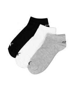 Shop Puma Secret Socks 3Pack Grey Black at Studio 88 Online