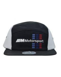 Shop Puma BMW M Motorsport 5Panel Flat Cap Black at Studio 88 Online