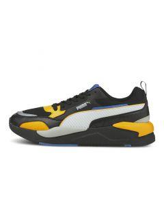 Shop Puma X-Ray² Mens Black White Saffron Blue at Studio 88 Online