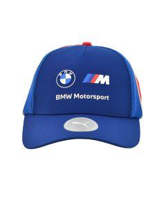 Shop Puma BMW M Motorsport Baseball Cap Estate Blue at Studio 88 Online