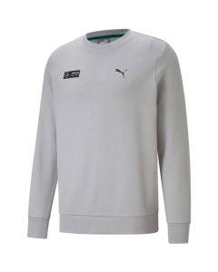 Shop Puma Motorsport Petronas F1 Essential Sweater Mens Silver at Studio 88 Online