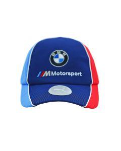 Shop Puma BMW M Motorsport Baseball Cap Marina Blue Red at Studio 88 Online