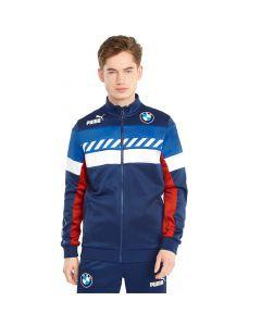 Shop Puma BMW M Motrosport SDS Track Jacket Mens Red at Studio 88 Online