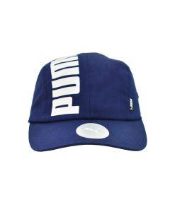 Shop Puma 4 Panel Cap Peacoat at Studio 88 Online