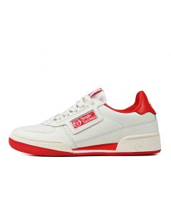 Shop Sergio Tacchini New Young Line Mens White Tango Red at Studio 88 Online
