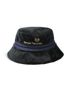 Shop Sergio Tacchini Bucket Hat Anthracite Nightsky at Studio 88 Online