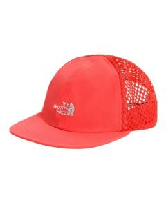 Shop The North Face Runner Mesh Cap Red at Studio 88 Online