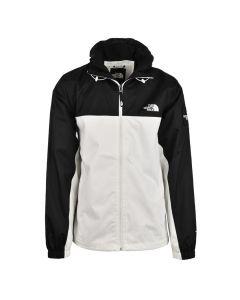 Shop The North Face Black Box Mountain Jacket Mens White Black at Studio 88 Online
