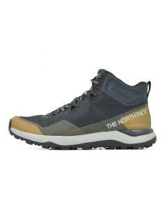Shop The North Face Activist Futurelight Mid Boot Mens Asphalt Grey at Studio 88 Online