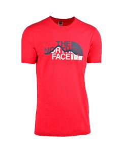 TNF16RR-THE-NEW-FACE-MOUNTAIN-LINE-TEE-RED-A3G2-V1