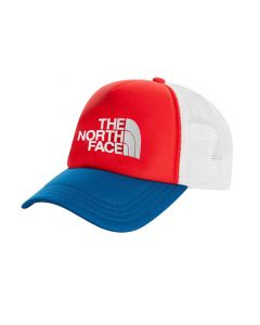 Shop The North Face Trucker Cap Red Blue White at Studio 88 Online