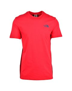 TNF70R-THE-NORTH-FACE-RED-BOX-T-SHIRT-MENS-ROCOCCO-RED-2ZXE-V1