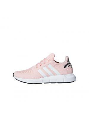 Shop adidas Originals Swift Run Sneaker Womens Icey Pink Cloud White at Studio 88 Online
