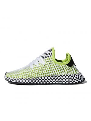 Shop adidas Originals Deerupt Runner Sneaker Mens Semi Solar Core Black at Studio 88 Online