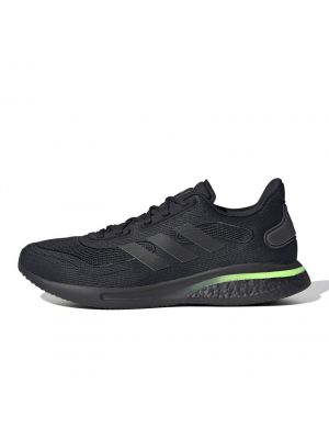 Shop adidas Performance Supernova Sneaker Mens Core Black Signal Green at Studio 88 Online