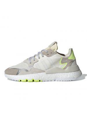 Shop adidas Originals Nite Jogger Sneaker Womens Off White Hi Res Yellow at Studio 88 Online