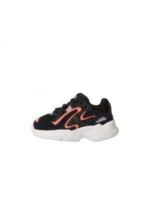 Shop adidas Originals Yung 96 Chasm El I Sneaker Kids Tech Ink Hi Res Yellow at Studio 88 Online