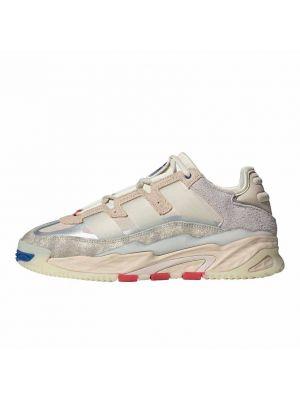 Shop adidas Originals Niteball Sneaker Mens White Grey at Studio 88 Online