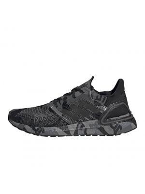 Shop adidas Performance Ultraboost 20 Mens Sneaker Black Grey Four at Studio 88 Online