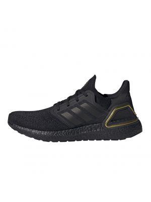 Shop adidas Performance Ultraboost 20 Mens Sneaker Core Black Gold Metallic at Studio 88 Online